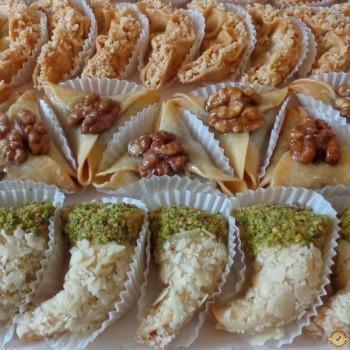 Plateau de 150 pâtisseries
